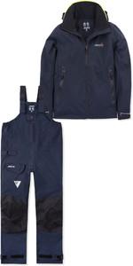 2019 Musto Mens BR1 Inshore Jacket SMJK056 & Trouser SMTR043 Combi Set True Navy