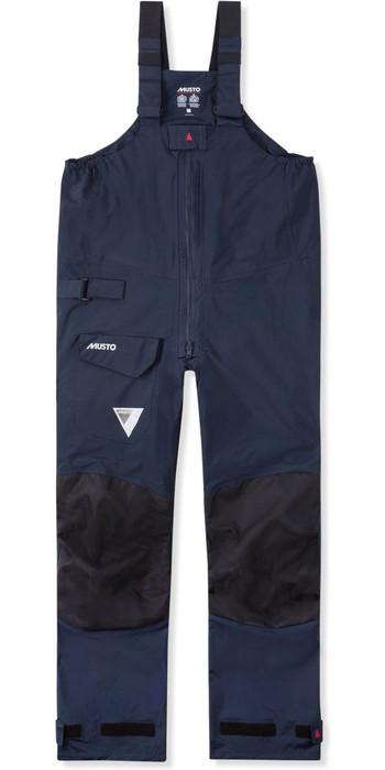 2020 Musto Mens BR1 Sailing Trousers Navy SMTR043