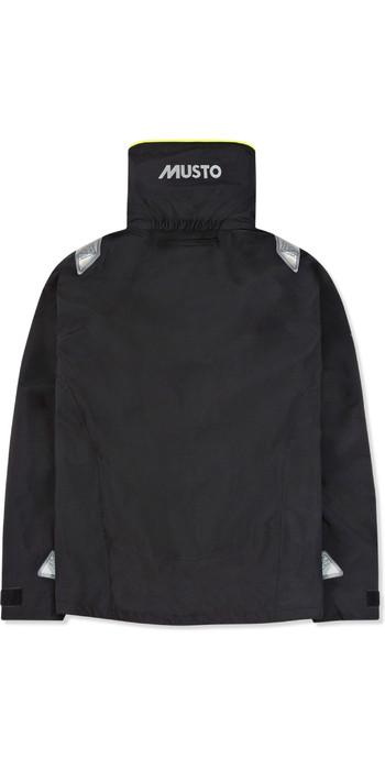 2021 Musto Mens BR2 Offshore Jacket Black SMJK052