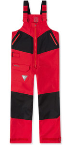 2019 Musto Mens BR2 Offshore Sailing Trousers Red SMTR044