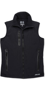 2019 Musto Mens Corsica BR1 Fleece Lined Gilet Black SMJK064