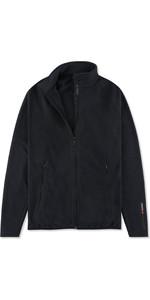 2019 Musto Mens Crew Fleece Jacket Black EMFL027