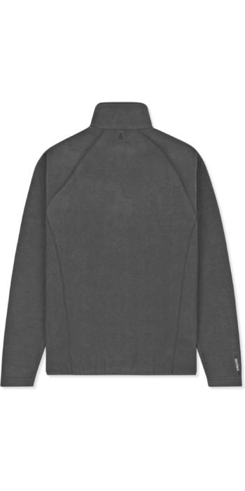 2019 Musto Mens Crew Fleece Jacket Charcoal EMFL027