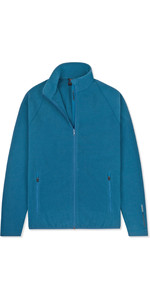 2019 Musto Mens Crew Fleece Jacket Cove Blue EMFL027