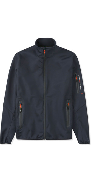 2019 Musto Mens Crew Softshell Jacket Black SE3590
