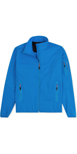 2019 Musto Mens Crew Softshell Jacket Brilliant Blue SE3590