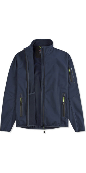 2019 Musto Mens Crew Softshell Jacket Navy SE3590
