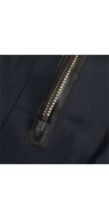 2021 Musto Mens Foiling Drysuit Black SMDY004