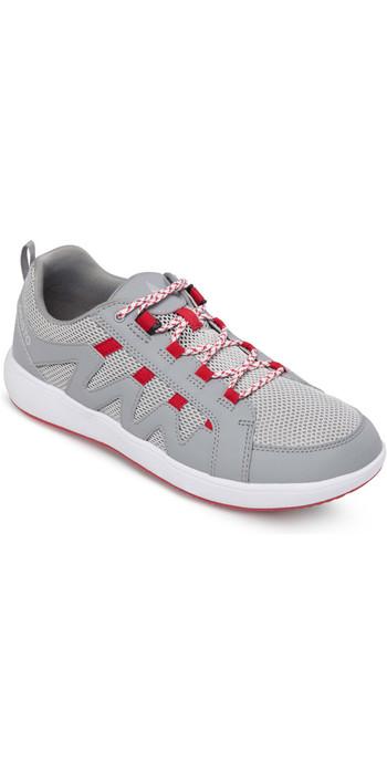 2021 Musto Nautic Speed Sailing Shoes Platinum FUFT019