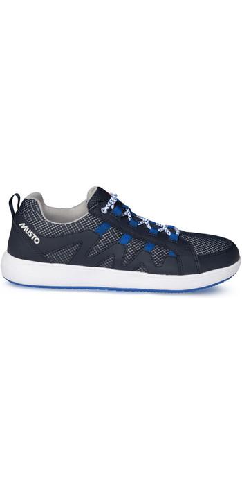 2020 Musto Nautic Speed Sailing Shoes True Navy FUFT019