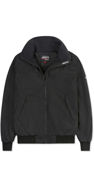 2018 Musto Snug Blouson Jacket Black MJ11009