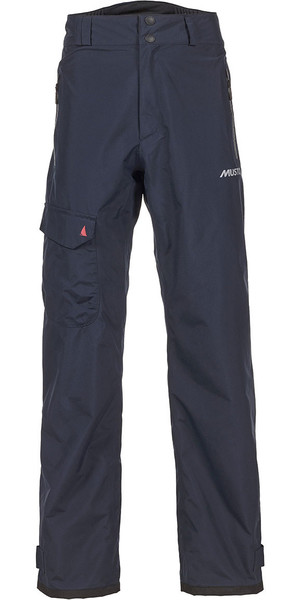 Musto Solent Gore-Tex Hi-Back Sailing Trousers TRUE NAVY SL0100