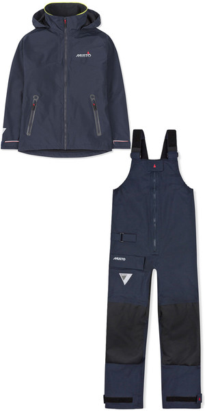 2019 Musto Womens BR1 Inshore Jacket & Trouser Combi Set Navy
