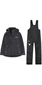 2019 Musto Womens BR1 Inshore Jacket & Trouser Combi Set - Black