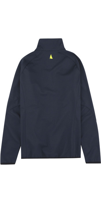 2021 Musto Womens Crew Softshell Jacket Navy EWJK047