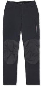 2019 Musto Womens Evolution Performance UV Sailing Trousers Black - Regular Leg (86cm) SE0921