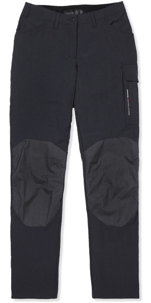 2018 Musto Womens Evolution Performance UV Sailing Trousers Black - Regular Leg (86cm) SE0921