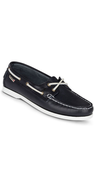 2018 Musto Womens Harbour Moccasins True Navy FWFT002