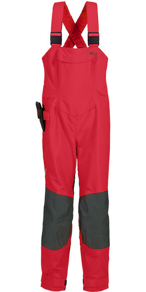 Musto Womens MPX Dropseat Trousers RED SM150W6