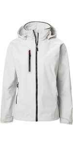 2021 Musto Womens Sardinia 2 Sailing Jacket 82010 - Platinum