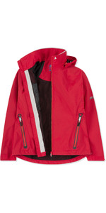 2019 Musto Womens Sardinia BR1 Jacket True Red SWJK017