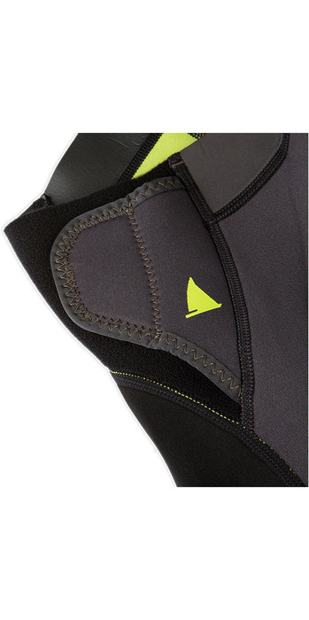 2021 Musto Youth Championship Deck Shield Hikers Black SKST002
