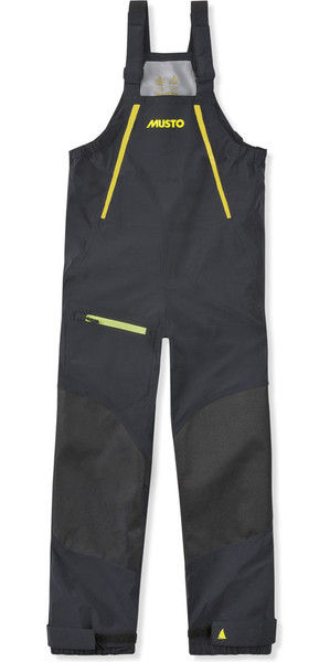 2019 Musto Youth Championship Hi-Fit Sailing Trousers Black SKTR004