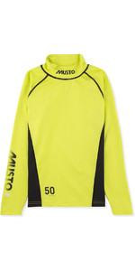 2019 Musto Youth Championship LS Rash Vest Sulphur Spring SKTS006