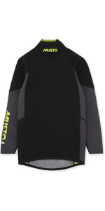 2020 Musto Youth Championship Thermocool Dinghy Top Black SKTS004