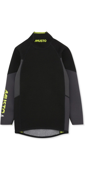 2019 Musto Youth Championship Thermocool Dinghy Top Black SKTS004