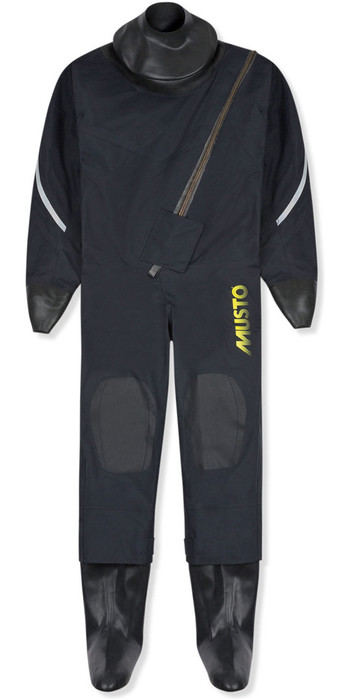 2021 Musto Youth Championship Drysuit Black SKDY003