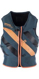 2019 Mystic Block Kite Impact Vest Front Zip TEAL 140295