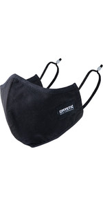 Mystic Brand Face Mask W /  Adjustable Ear Straps 210360 - Black