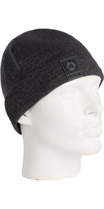 2018 Mystic 2mm Neoprene Beanie BLACK / GREY 180038