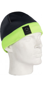 2018 Mystic 2mm Neoprene Beanie LIME 180038