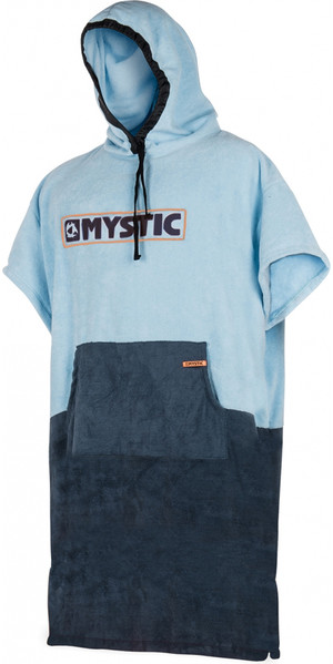 2018 Mystic Poncho Regular NAVY / GREY 180031