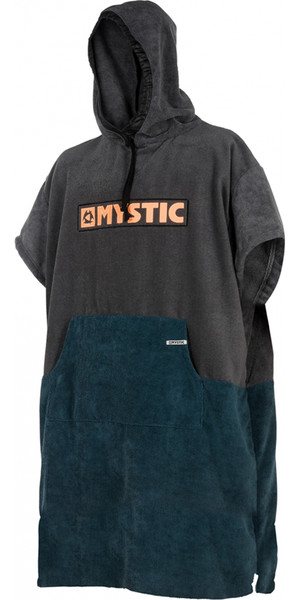 2018 Mystic Poncho Regular TEAL 180031
