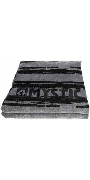 2019 Mystic Quick Dry Towel GREY 180044