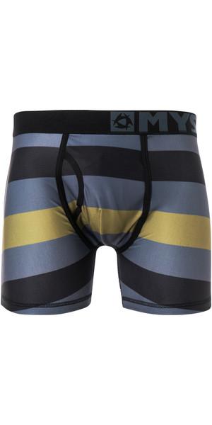 2018 Mystic Quickdry Flex Boxershort GREY 150125