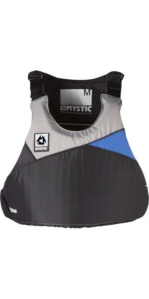 2018 Mystic Star Kitesurfing Impact & Floatation Vest BLUE 150550