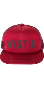 Mystic The Warp Cap Burgundy 180093