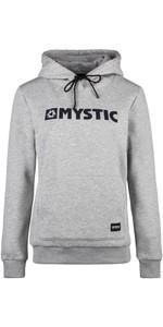 2021 Mystic Womens Brand Hoody 35104.210033 - December Sky Melee