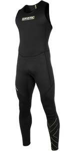 Mystic MVMNT Endurance SUP 1.5mm Flatlock Long John Wetsuit Black 180128