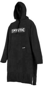 Mystic Poncho Long Sleeve BLACK / GREY 180034