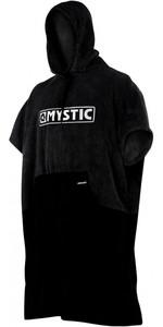 Mystic Poncho Regular BLACK / GREY 180031