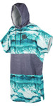 2019 Mystic Allover Poncho / Change Robe Mint 190167