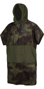 2020 Mystic Junior Poncho / Change Robe 200131 - Brave Green