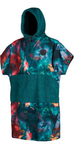 2020 Mystic Allover Poncho / Change Robe 200130 - Teal