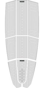 2019 Mystic Ambush Kiteboard Full Deckpad Classic Shape White 190149