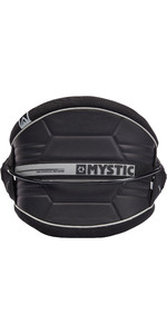 2021 Mystic Arch Flexshell Windsurf Waist Harness Black 190112